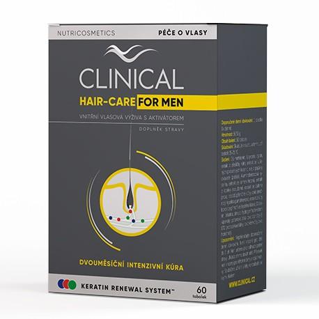 CLINICAL HAIR-CARE FOR MEN 60 tobolek